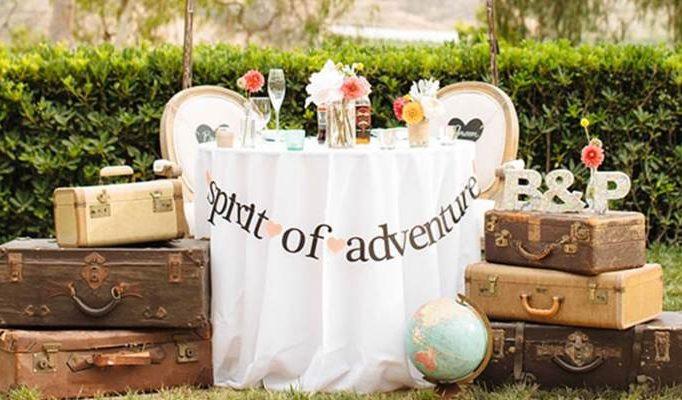 Few Wedding Theme Ideas