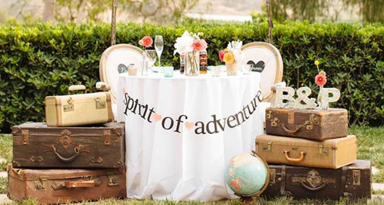 Few Wedding Theme Ideas