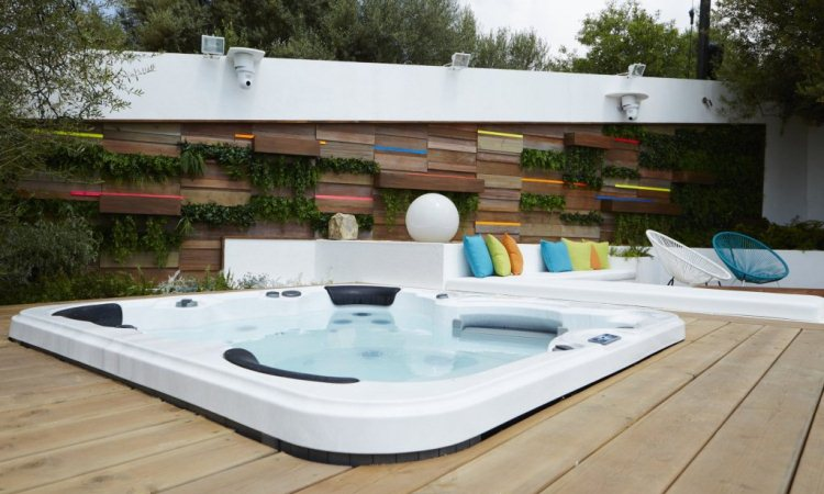 Hot Tub Spotless Cleaning
