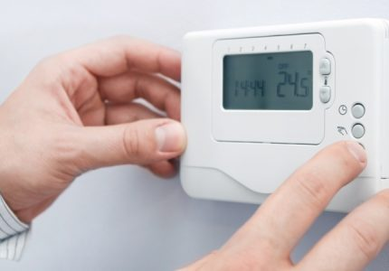 Heating Cooling Units Time